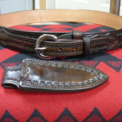 Matching Belt and accessories