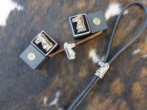 STELRING SILVER BOLO HORSE OPTIONS